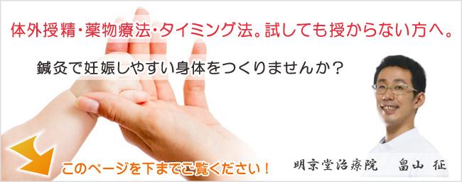 体外受精・薬物療法・タイミング法。試しても授からない方へ。